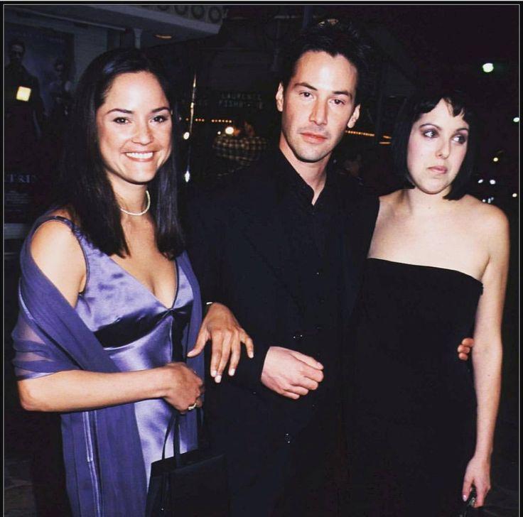 Kim Reeves, Keanu ♡♥ Reeves and Karina Reeves