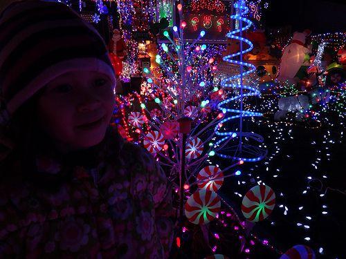 Christmas Lights, Port Coquitlam, 2014