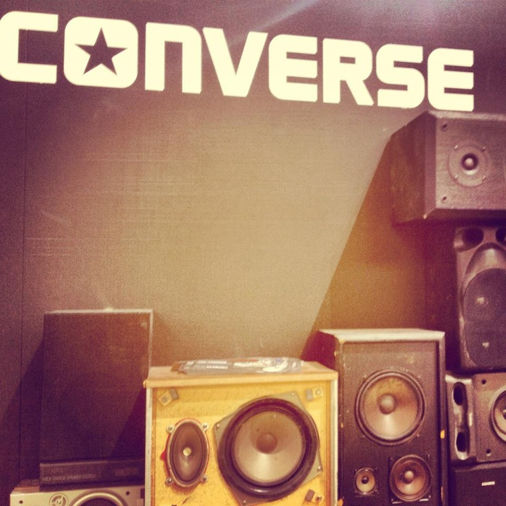 #converse #fashion #photography #retro #speakers #oldschool