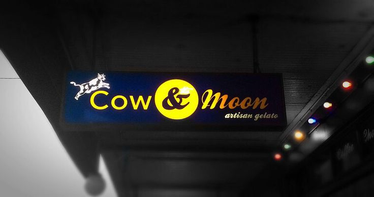 The Cow and Moon.
