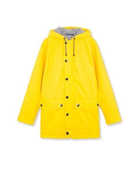 Iconic women's raincoat, £132, Le Petit Bateau