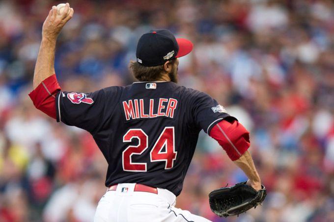 Andrew Miller fue reactivado por los Indios de Cleveland #Beisbol #Deportes