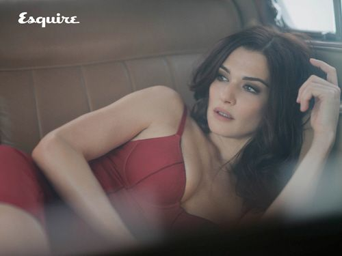 Celeb Diary: Rachel Weisz in Esquire UK (aprilie 2013)