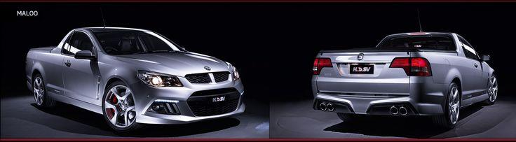 Holden Maloo Ute. http://holden.com.au/cars/ute