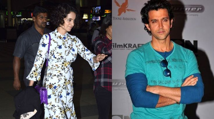 Kangana Ranaut on Hrithik Roshan: Why does a 43-year-old son need his father to rescue him from controversies
