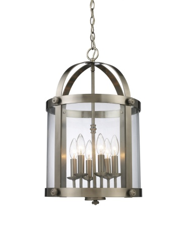 Landmark Lighting 66272-6 Chesapeake 14 Inch Foyer Lantern  maybe for the stairs??????  not sure I like this one