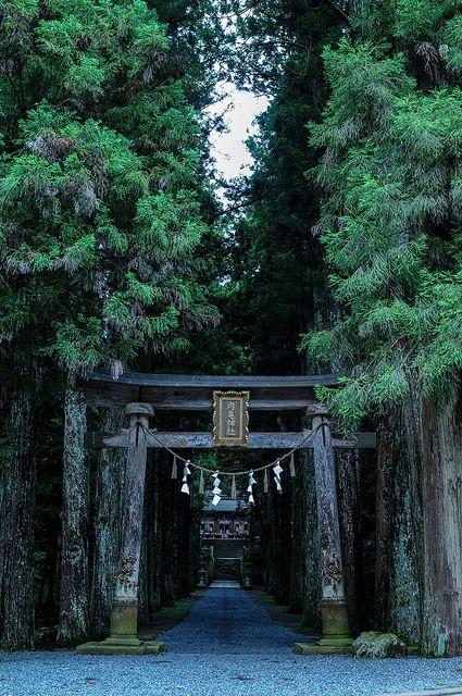 Uchio shrine, Hyogo, Japan 兵庫 丹波 氷上 内尾神社