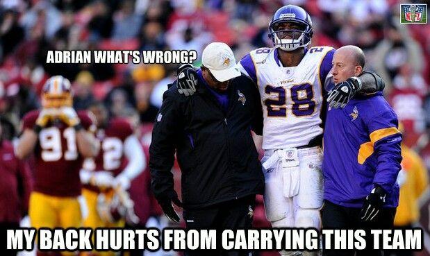 NFL memes: Adrian Peterson
