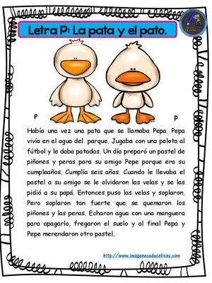 Cuentos para niños y niñas con las letras el abecedario (11) - Imagenes Educativas