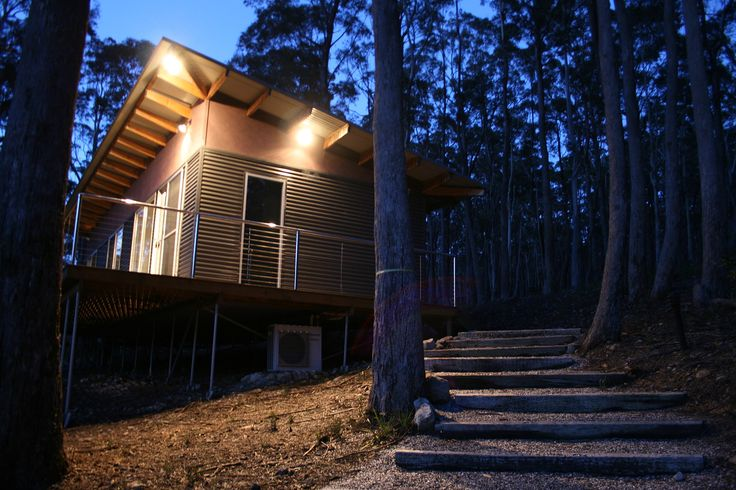 Craggy Peaks accommodation Tasmania