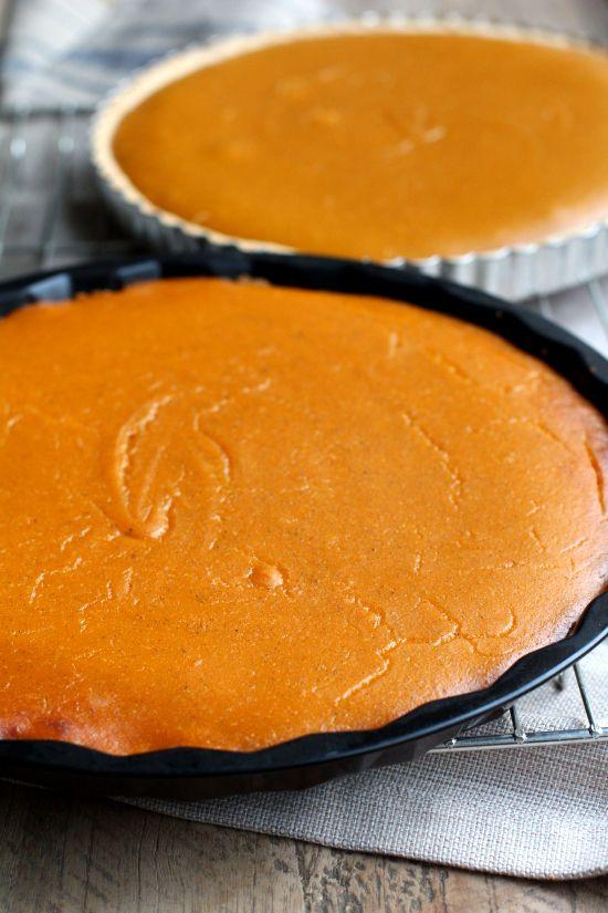 Recept: Suikervrije & Glutenvrije Pumpkin Pie