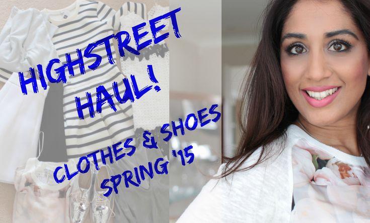 THE VIDEO: Highstreet Haul