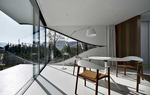 Mirror Houses-Peter Pichler Architecture
