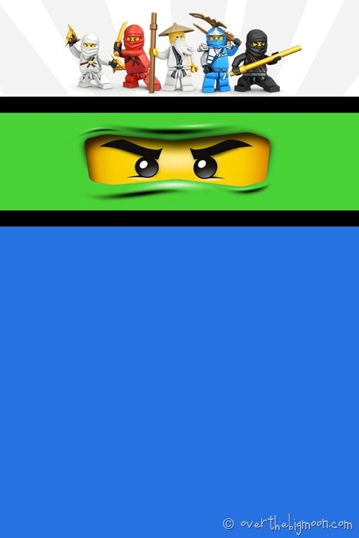 Tips Easy to Create Ninjago Birthday Invitations Free Templates Check more at http://www.nataliesinvitation.com/9277/tips-easy-to-create-ninjago-birthday-invitations-free-templates/