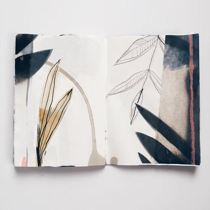 Eva Magill Oliver : sketchbook