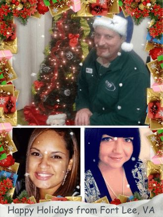 Happy Holidays 2014 from Omni Military Loans Ft Lee!