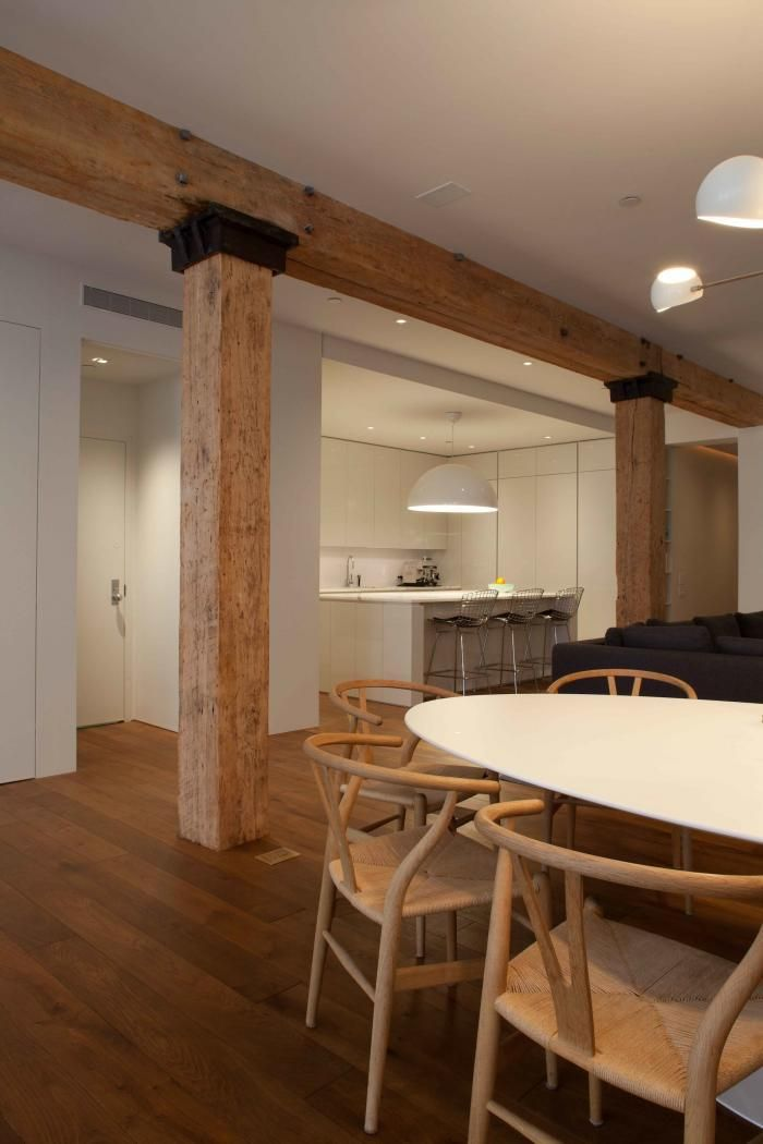 17 best ouverture ipn images on Pinterest Exposed beams, Homes and