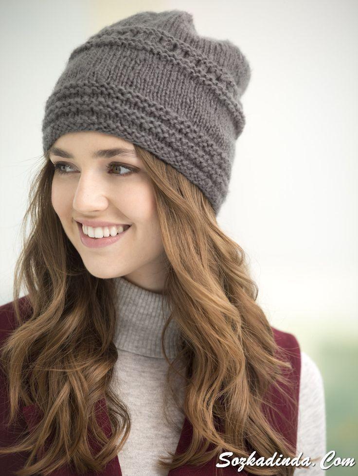 Örgü Bayan Şapka ve Bere Modelleri 2016 | Kadin, Moda, Sağlık, Örgü, Hobi SözKadinda.Com