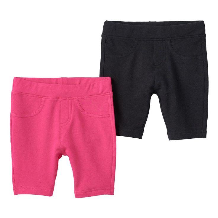 Toddler Girl Freestyle Revolution 2-pk. Solid Shorts, Ovrfl Oth