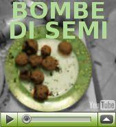 Le #seedbomb (bombe di semi) possono essere fabbricate in #casa con molta facilità.  Vediamo – con l'aiuto di un video di @Abbrettio – come fare per creare palle di #argilla ripiene di terra e #semi di girasole.  Cosa serve? Terriccio, semi di girasole, argilla e… una cannuccia.  #GuerrillaGardening su @marraiafura