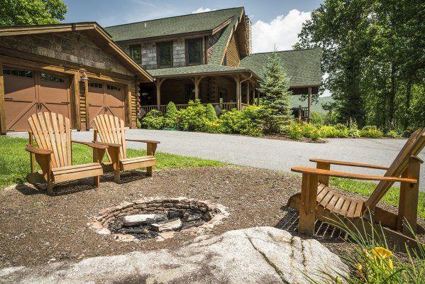 Our rental house!! Diamond Creek Lodge - Cabin rentals in NC, NC cabin rentals, cabins in Boone NC