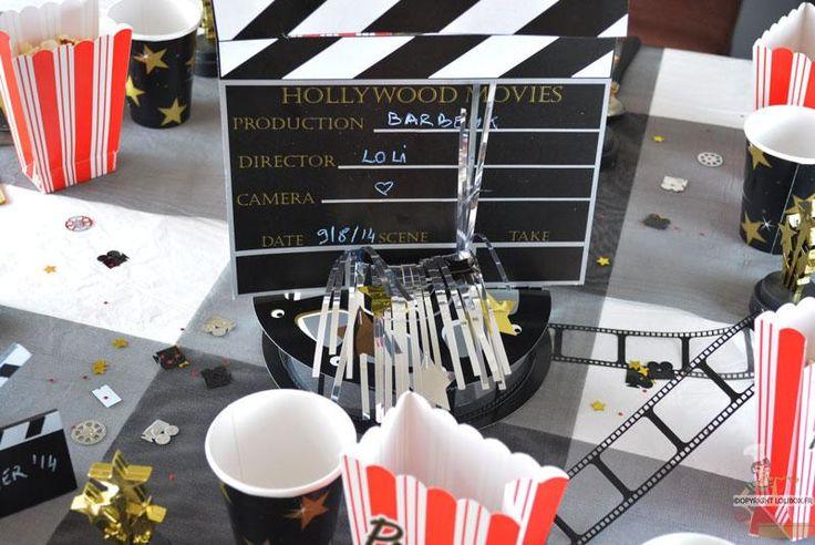 Ciak per cinema in stile Hollywood-1