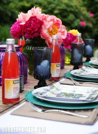 Summer Entertaining with World Market {Plus a Giveaway!} - Our Best Bites