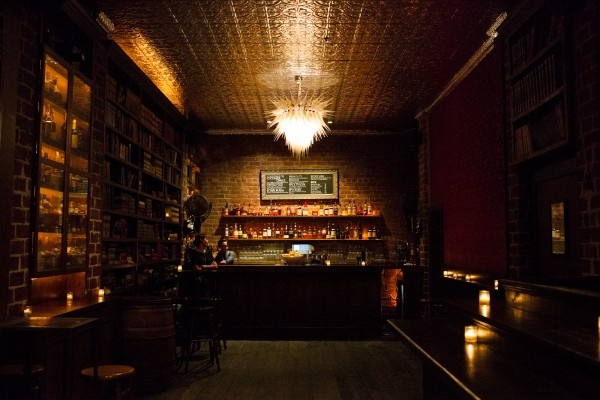 Wilson and Wilson at Bourbon and Branch The 10 Most Romantic Bars In S.F. — Grab A Date And Go!