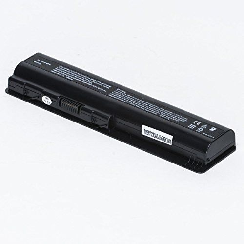 NEW 11.1V 5200Mah Li-ION Notebook/Laptop Battery for HP Pavilion DV4-1145BR DV5-1020ER DV5-1111TX Special Edition DV5-1177ER DV6-1066EL 462890-161 Black