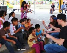 Mines musicians share music in Peru over spring break