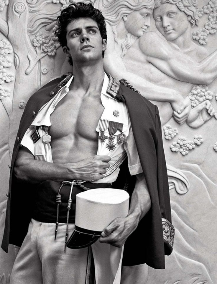 vmagazine:  Ballet star Roberto Bolle photographed by Bruce Weber for Vanity Fair Italia April 2014. Shot on location at the Egyptian Gardens in Fort Lauderdale Florida USA  May 28-29 performance at La Scala in Milan Italy   June he will perform at the American Ballet in New York NY with three different shows. July 22 returns to the Arena of Verona Verona Italy
