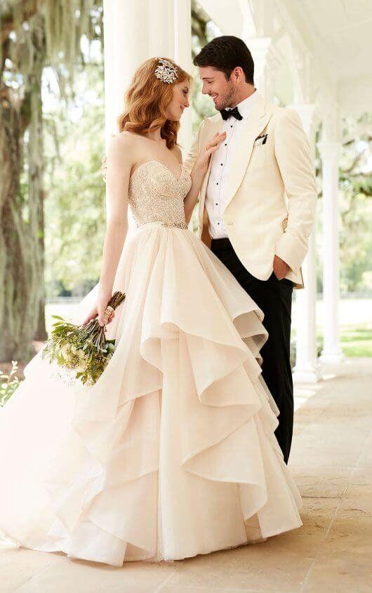 250 besten Traditional Wedding Dresses Bilder auf Pinterest ...