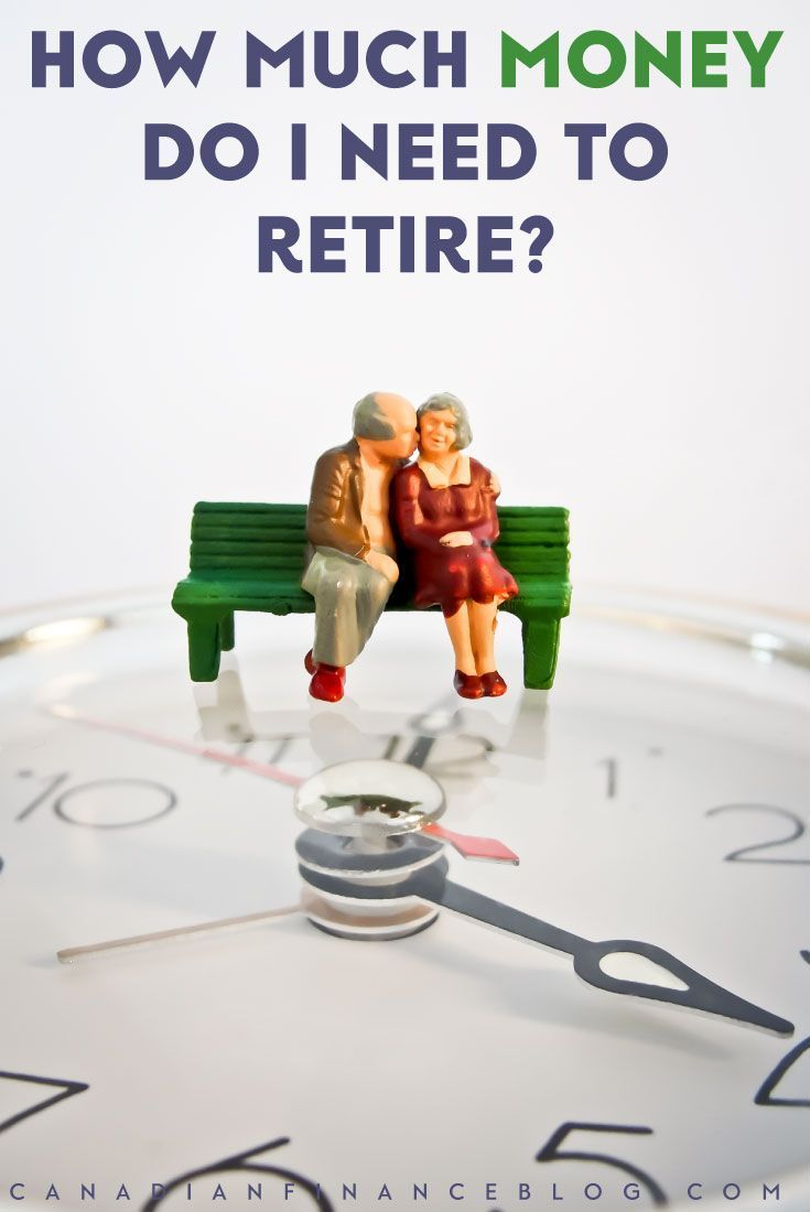 How much money do you need to retire? These quick retirement calculations can help you find out what you need to retire in Canada as a start your planning.