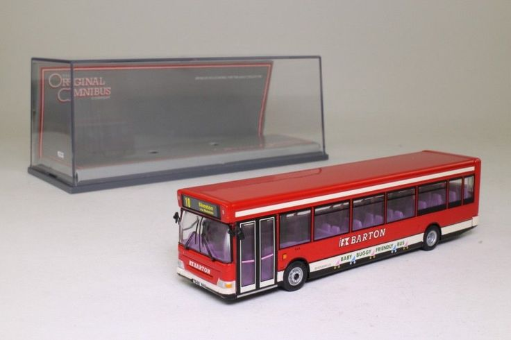 Corgi OOC 44705; Plaxton Pointer Bus; Barton; Rt 18 Ilkeston; Excellent Boxed | eBay