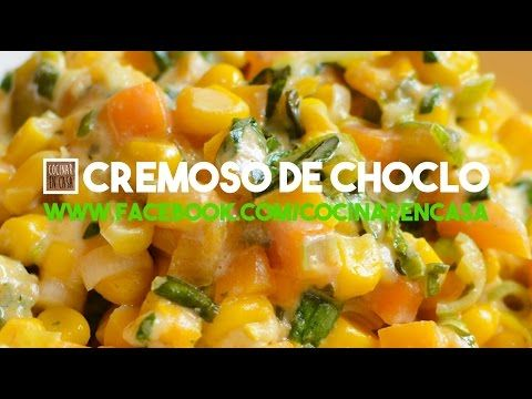 Cremoso de choclo - YouTube