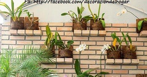 Ideas para Decorar un Jardín Vertical