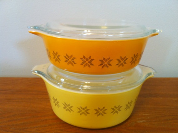 Vintage Pyrex Town and Country Set of 2 Casserole by megnicole1788, $9.99: Casseroles Dishes, Coupon Codes, Vintage Pyrex, Town And Country, Pyrex Town, Enter Coupon, Country Sets, Casserole Dishes