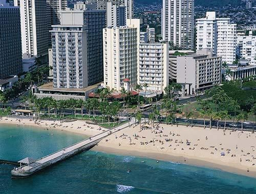 Park S Waikiki An Aqua Hotel