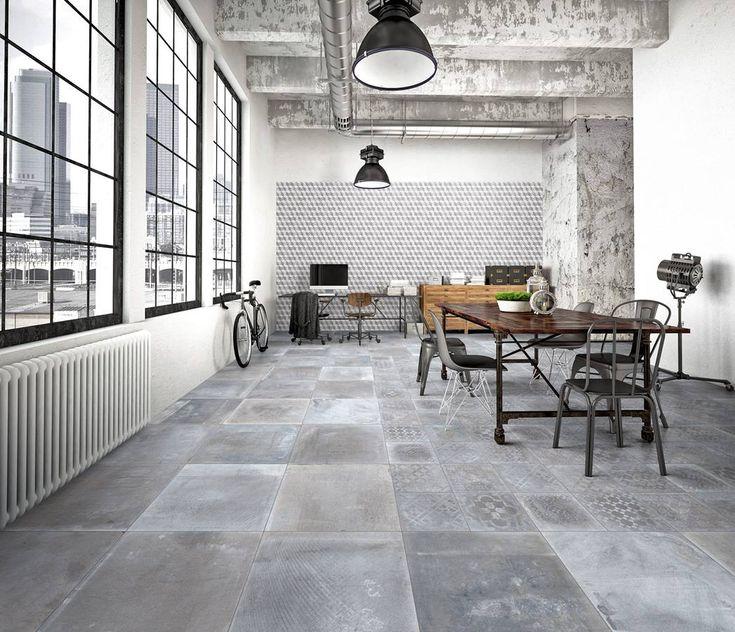 Mrazuvzdorná dlažba Atelier | Série dlažeb | SIKO KOUPELNY