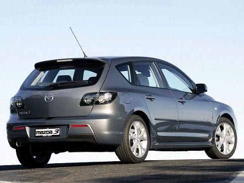 Mazda 3 Hatchback SP23