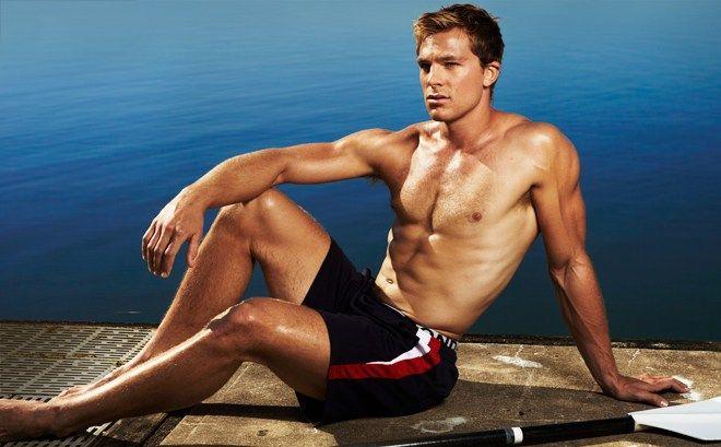 Australian rower Josh Booth   Rowers / Rowing Crew ...