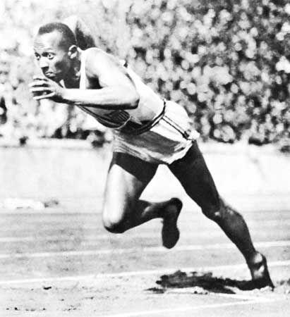 A True American Hero – Jesse Owens