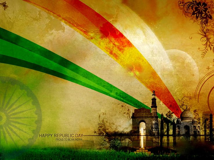 26 Jan Republic Day India wallpaper
