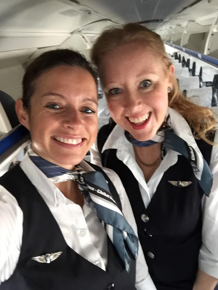 """Silk scarf specially designed by Grecian Chic for the air hostesses & ground staff of the Danish airline """"Global Reach Aviation"""""""