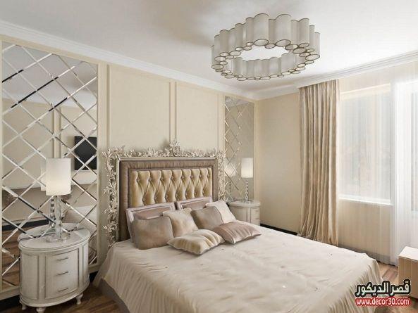 غرف نوم للعرسان تركية 2018 كتالوج اوض نوم مودرن قصر الديكور Bedroom Design Trendy Bedroom Classic Dining Room