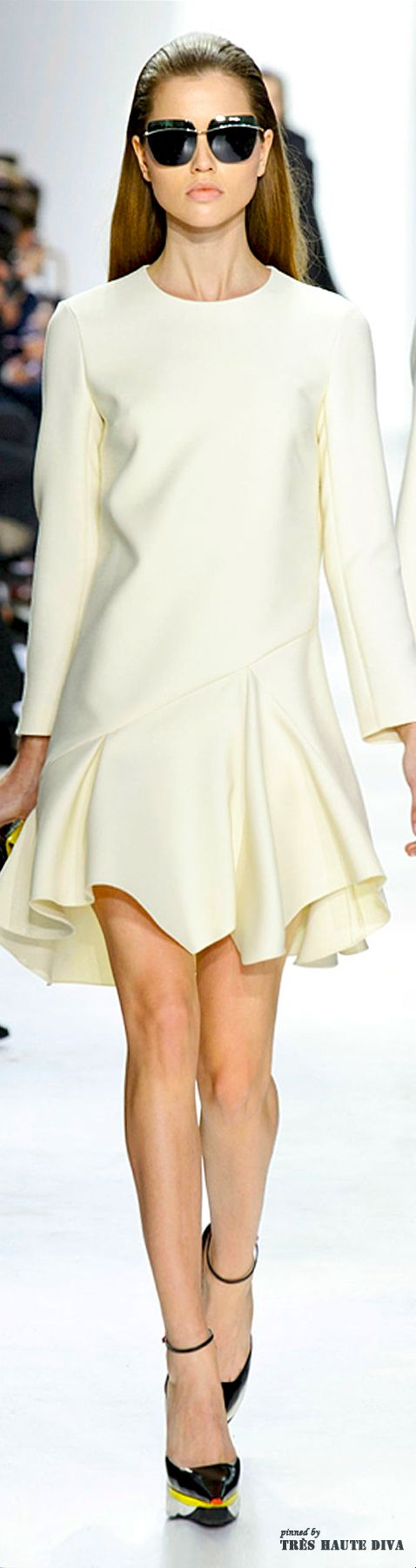 #Paris Fashion Week Christian #Dior Fall 2014 RTW