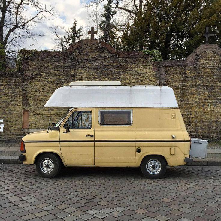 ford transit mk2 custom hightop camper van ford. Black Bedroom Furniture Sets. Home Design Ideas