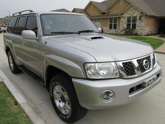 Nissan Patrol Diesel 4×4 2006.