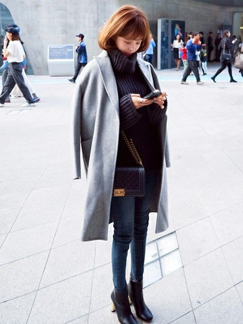 これからの時期にぴったり。チェスターコートの色別コーデを紹介♡ - Yahoo! BEAUTY