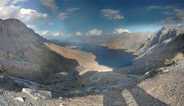 8. Musandam Fjords, Oman - 8 Truly Amazing Natural Wonders of the Middle East ... → Travel